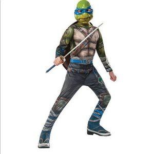 🆕TMNT out of the Shadows Leonardo child costume